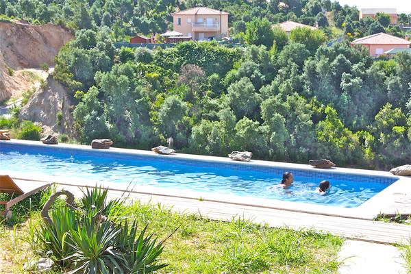 Grande piscine villa espagne detente totale for Villa espagne piscine